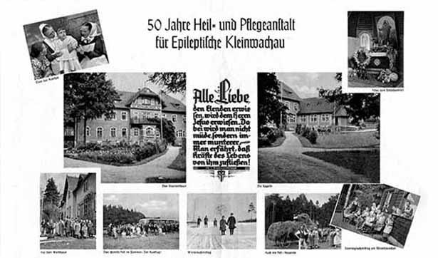 50 Jahre Kleinwachau
