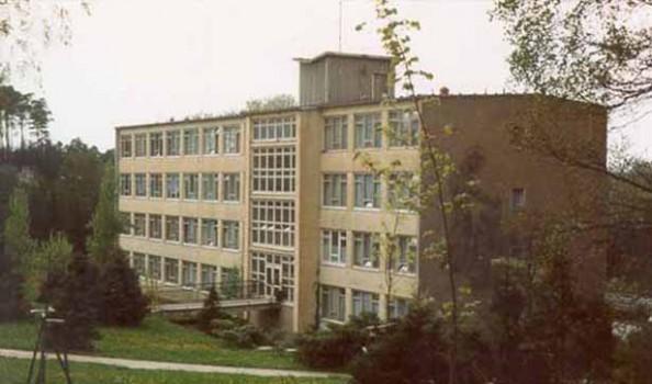 Blick auf das Bodelschinghhaus